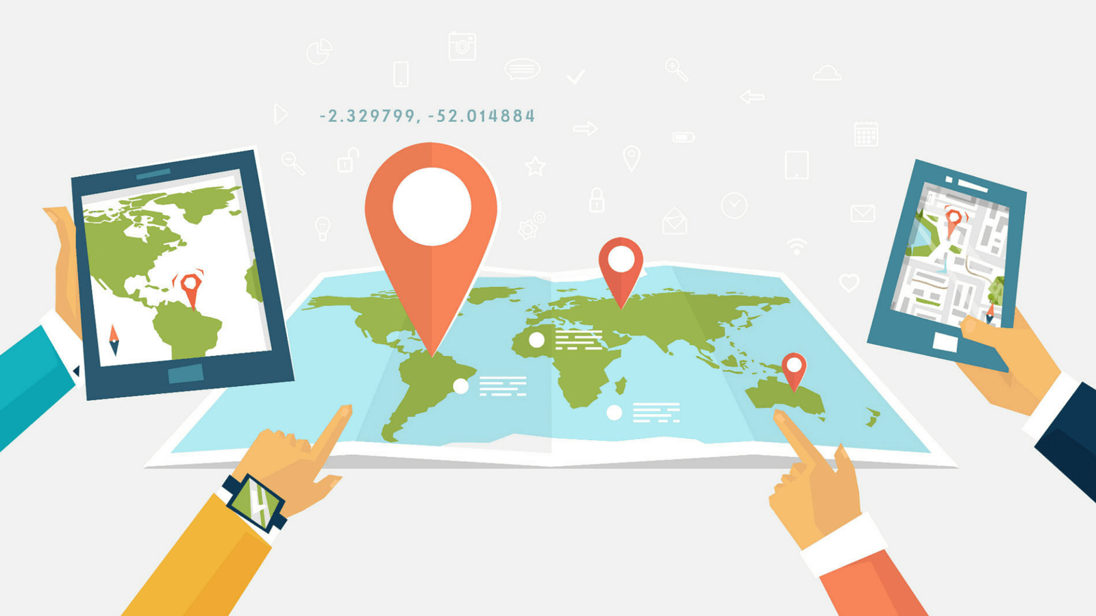 [Infographic] 10 Steps to AdWords Geo – Targeting Reports