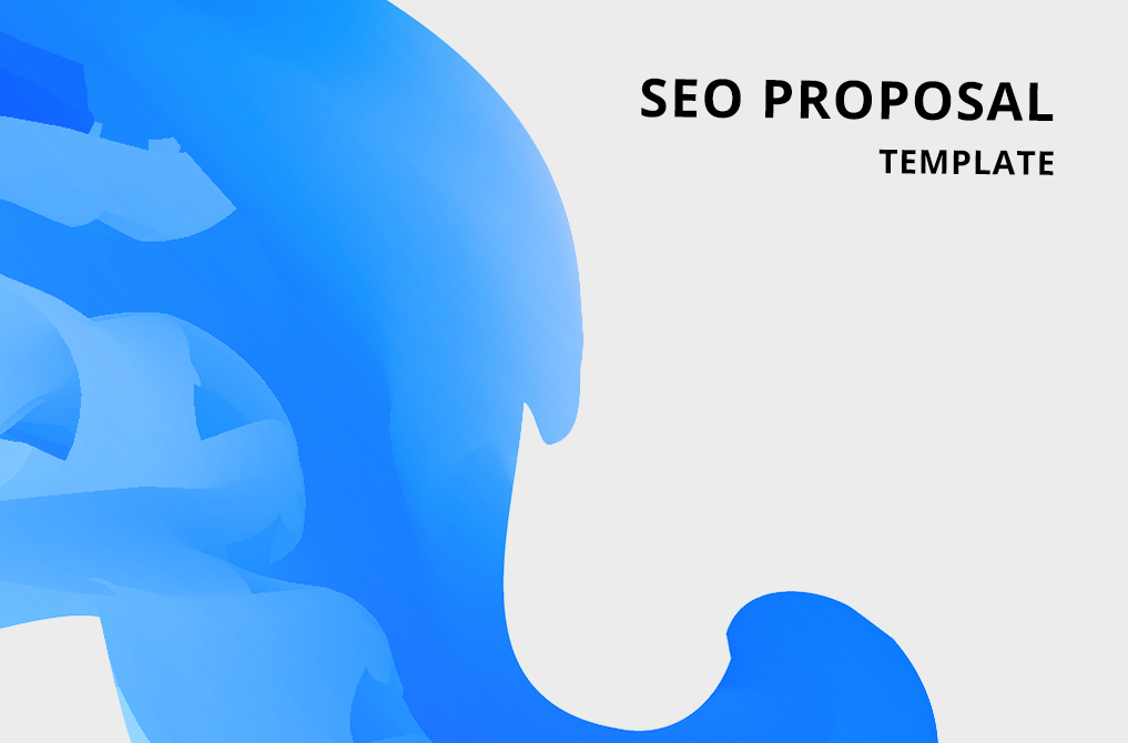 Seo Proposal Template  Proposal Software  Proposal Template